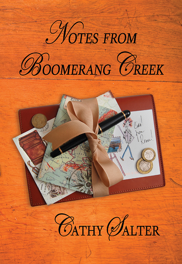 Notes from Boomerang Creek
